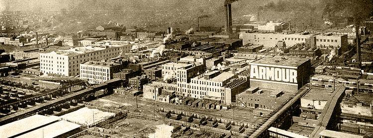 Union Stock Yards Union Stockyards