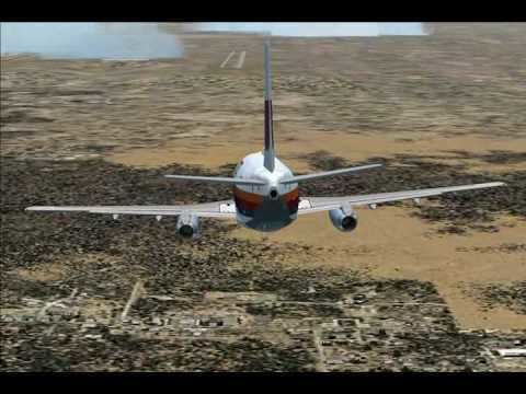 United Airlines Flight 585 United 585 and US Airways 427 YouTube