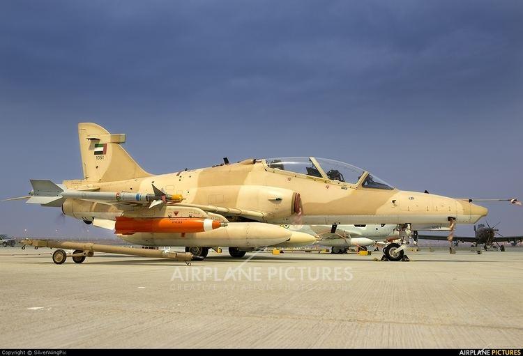 United Arab Emirates Air Force 1051 United Arab Emirates Air Force British Aerospace Hawk T2