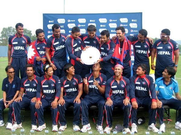 United Arab Emirates national cricket team Nepal national cricket team leaves for UAE for World T20 qualifiers