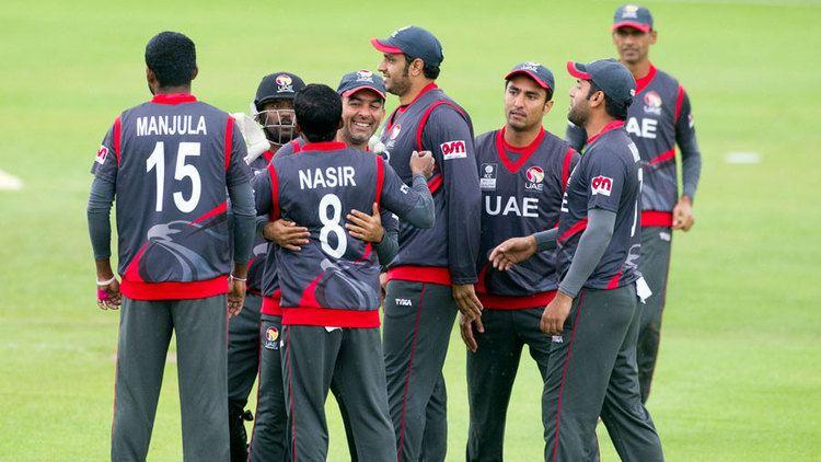 United Arab Emirates national cricket team News Emirates T20
