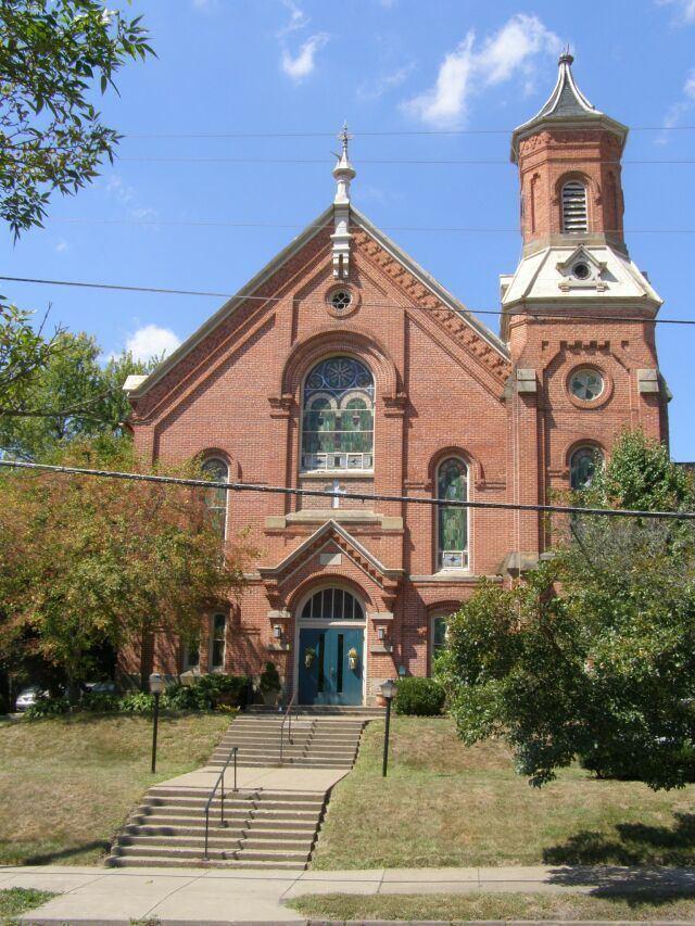 United Methodist Church (Millersburg, Ohio)