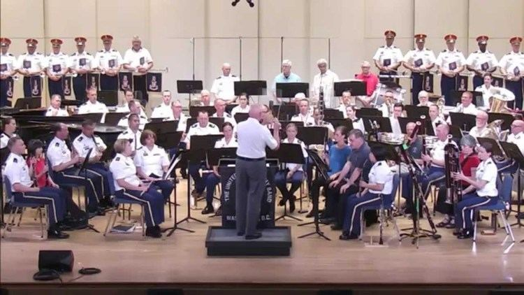 United States Army Band LIVE The US Army Band Alumni Concert YouTube