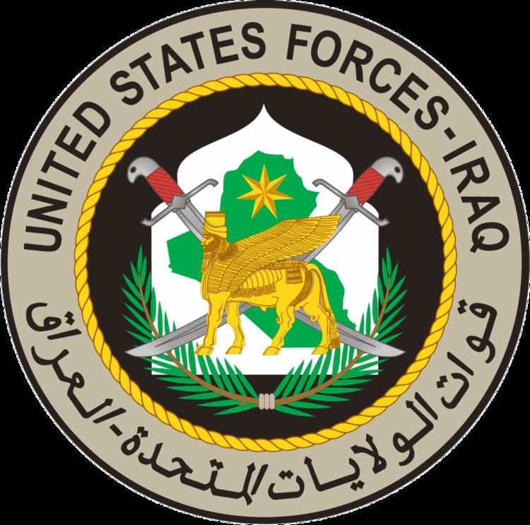 United States Forces – Iraq