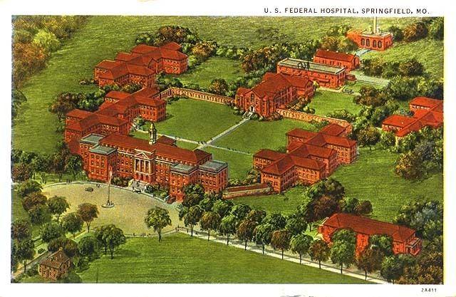 United States Medical Center for Federal Prisoners httpsthelibraryorglochistpostcardsimagesm
