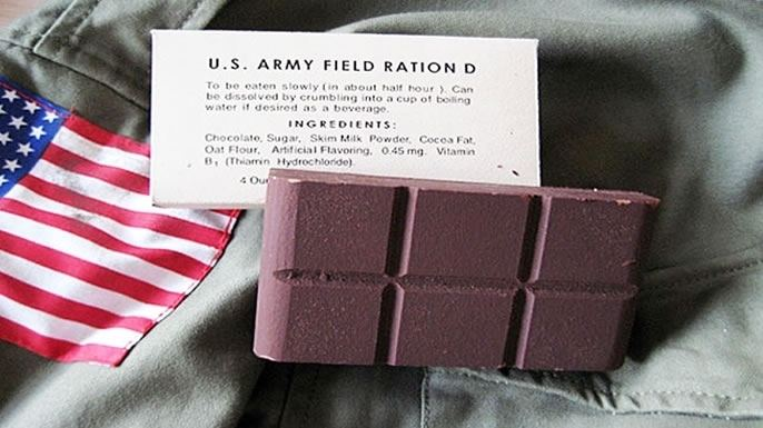 United States military chocolate United States military chocolate Wikipedia
