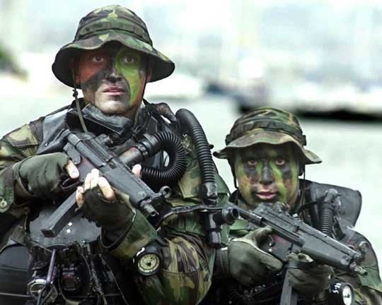 United States Navy SEALs in popular culture