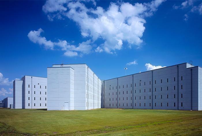 United States Penitentiary, Terre Haute US Penitentiary Terre Haute Clark Construction