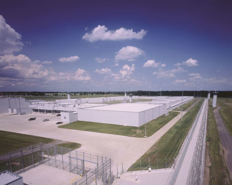 United States Penitentiary, Terre Haute United States Penitentiary Terre Haute Elevatus Architecture
