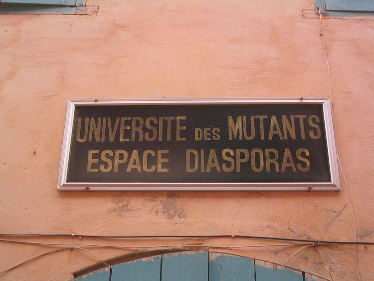 Université des Mutants