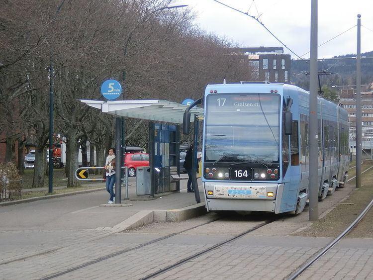 Universitetet Blindern (station)