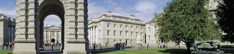 University of Dublin Trinity College Dublin the University of Dublin Ireland