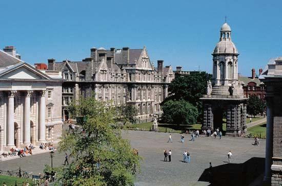 University of Dublin University of Dublin university Dublin Ireland Britannicacom