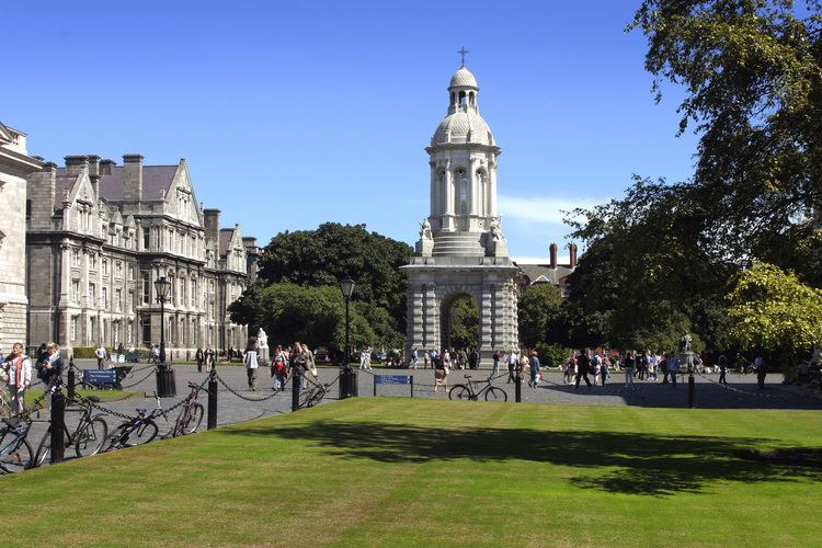 University of Dublin Global Relations Trinity College Dublin