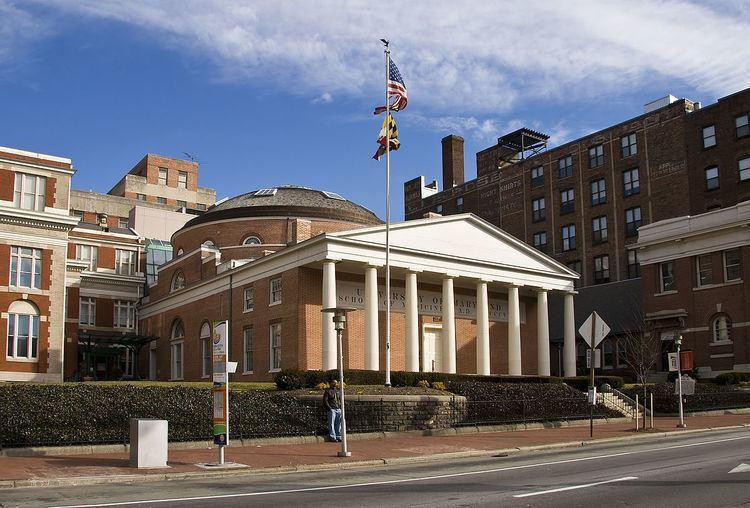 University of Maryland Graduate School, Baltimore