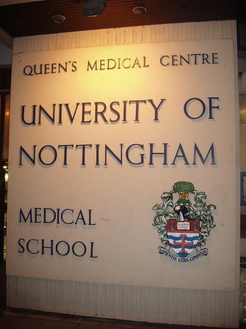 University of Nottingham Medical School