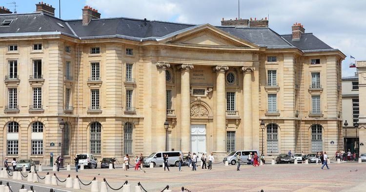 University of Paris University of Paris Educational Institutions around the World