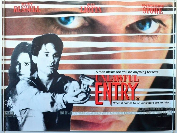 Unlawful Entry (film) Unlawful Entry1992 Movie Review YouTube