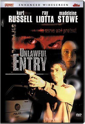 Unlawful Entry (film) Amazoncom Unlawful Entry Kurt Russell Ray Liotta Madeleine