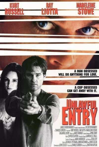Unlawful Entry (film) Unlawful Entry Movie Review Film Summary 1992 Roger Ebert