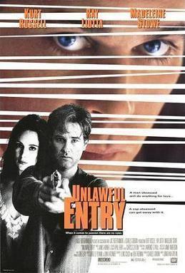 Unlawful Entry (film) Unlawful Entry film Wikipedia