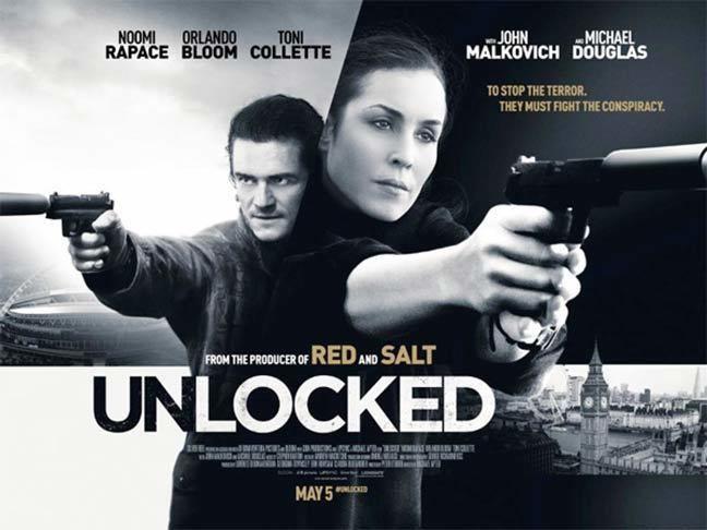 Unlocked (2017 film) Unlocked 2017 Poster 1 Trailer Addict