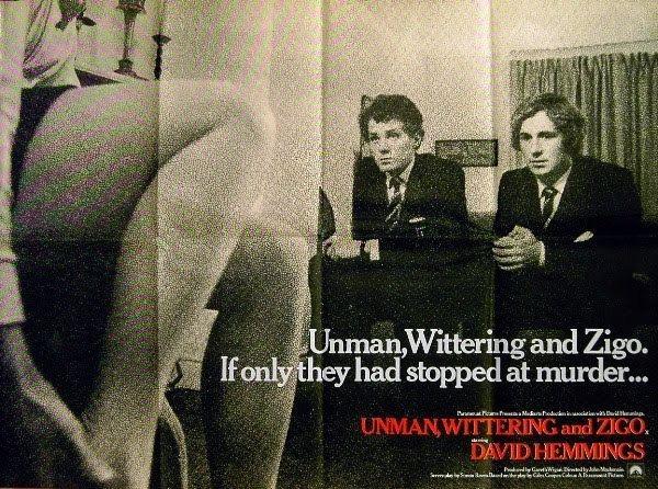 Unman, Wittering and Zigo Unman Wittering and Zigo 1971 HORRORPEDIA