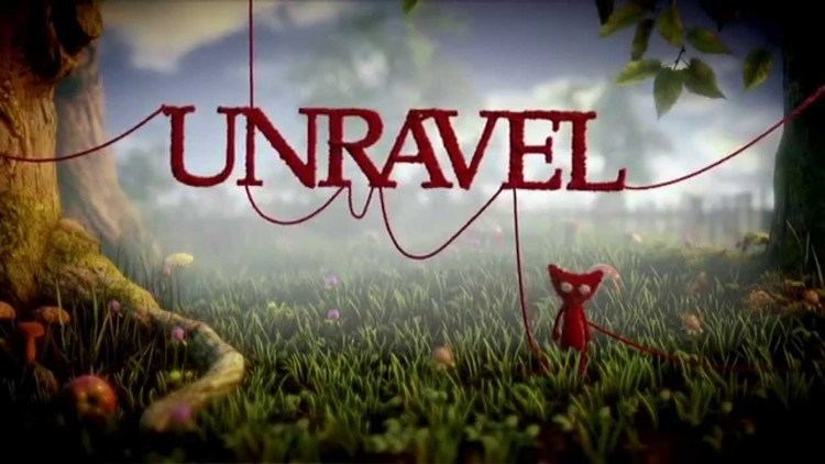 Unravel (video game) Unravel Reveal Intro and Trailer E3 2015 EA Conference