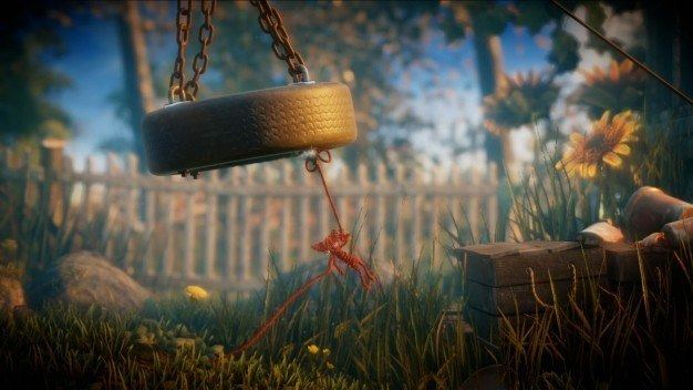 Unravel (video game) Electronic Arts announced physics platformer Unravel
