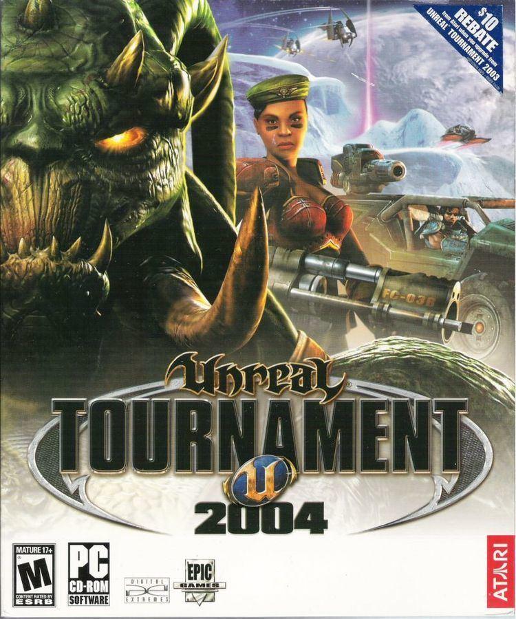 Unreal Tournament 2004 - Alchetron, The Free Social ...