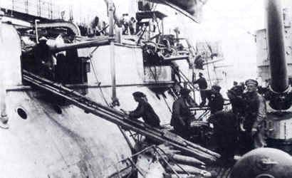 Unrestricted submarine warfare Unrestricted Submarine Warfare History Learning Site