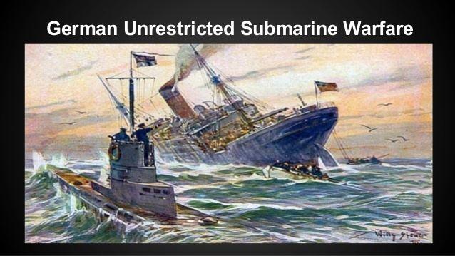 Unrestricted submarine warfare httpsimageslidesharecdncoma140124150133php