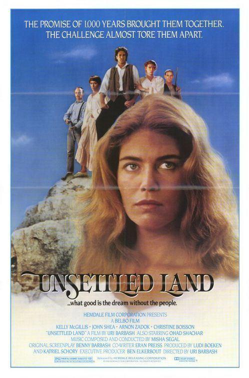 Unsettled Land Unsettled Land Movie Poster IMP Awards