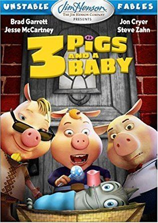Unstable Fables Amazoncom Unstable Fables 3 Pigs and a Baby Unstable Fables