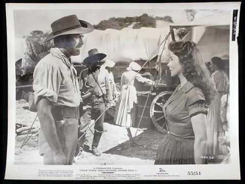 SUSAN HAYWARD FILMSUntamed 1955 Tyrone Power Movie Stills YouTube