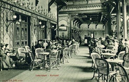 Unterseen in the past, History of Unterseen