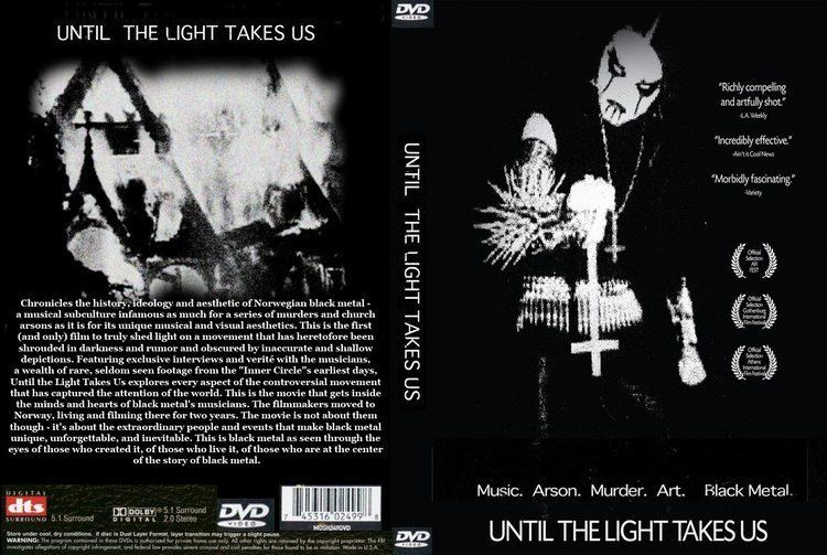 Until the Light Takes Us DVD COLLECTION Documentary Until the Light Takes Us 2008
