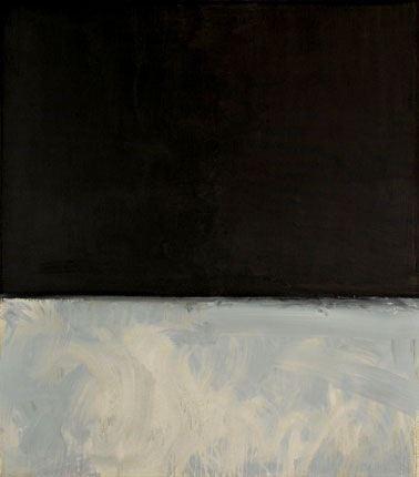 Untitled (Black on Grey) Room 9 Black on Gray Tate