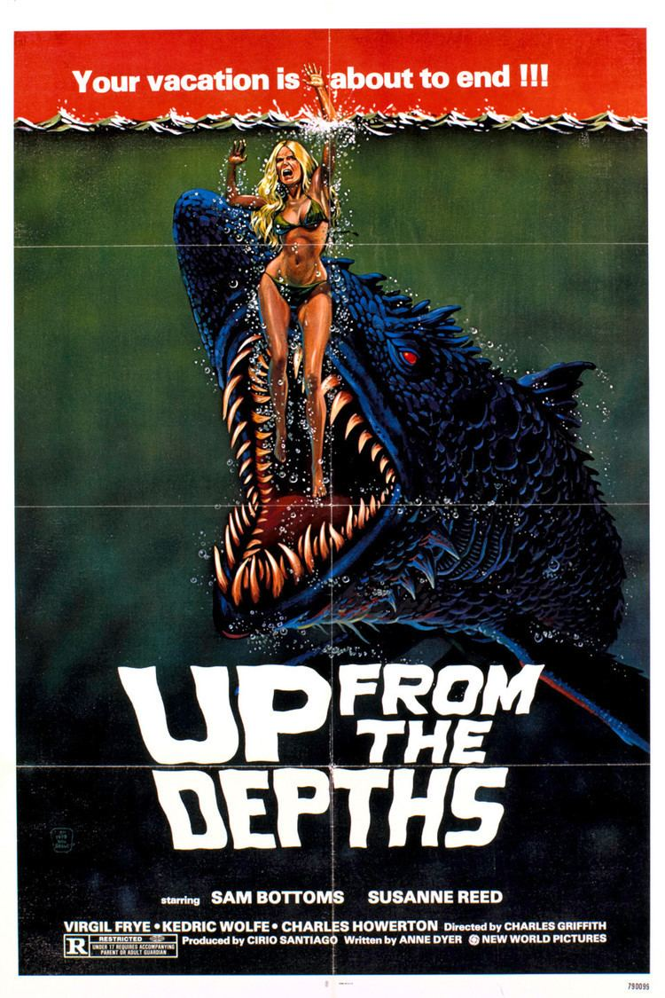 Up from the Depths wwwgstaticcomtvthumbmovieposters44547p44547