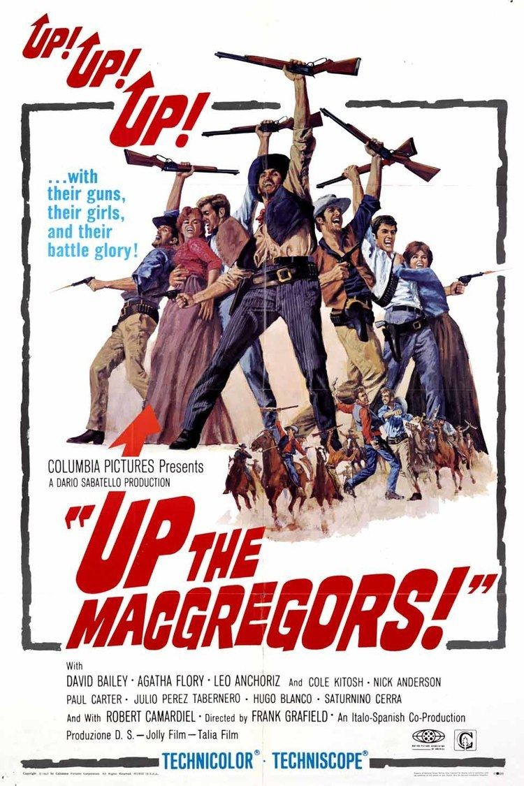 Up the MacGregors! wwwgstaticcomtvthumbmovieposters50249p50249