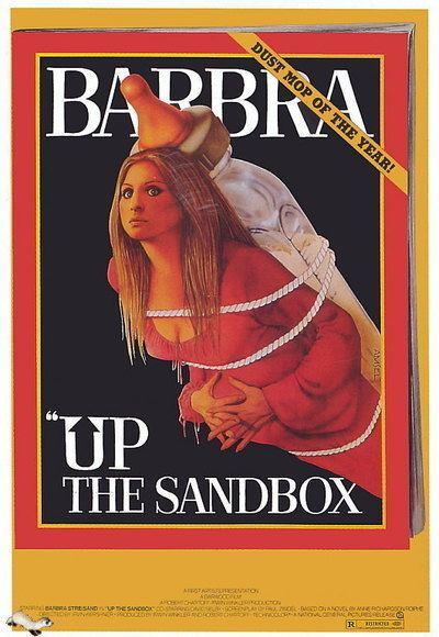 Up the Sandbox Movie Review Film Summary 1972 Roger Ebert