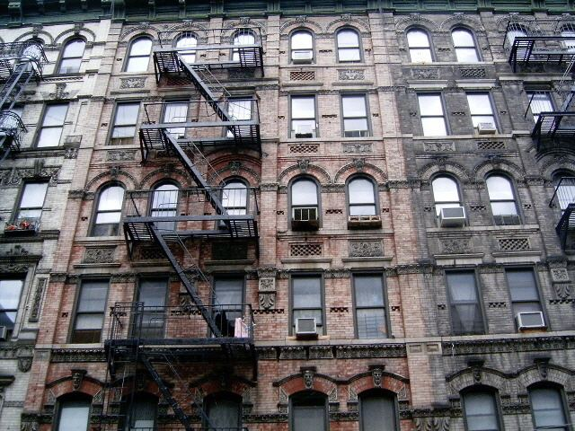 Upper East Side in the past, History of Upper East Side
