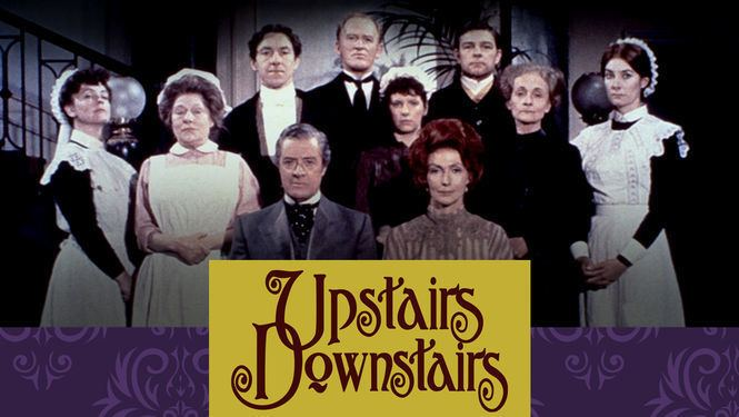 Upstairs, Downstairs (1971 TV series) Upstairs Downstairs 1971 for Rent on DVD DVD Netflix