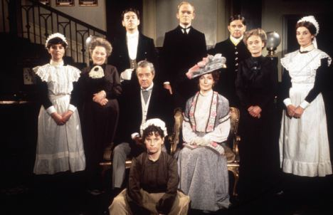 Upstairs, Downstairs (1971 TV series) Is Upstairs Downstairs the daftest drama on TV Jan Moir loved