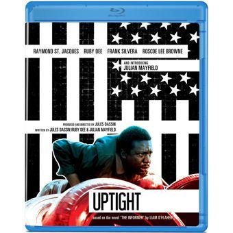 DVD Savant Bluray Review Uptight