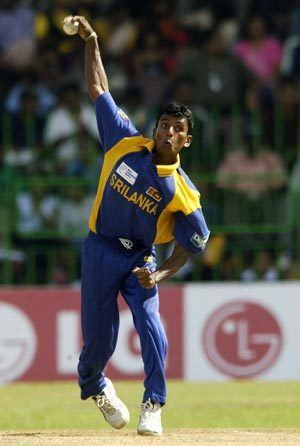 Upul Chandana The Sri Lankan spinner whose form fluctuated like a