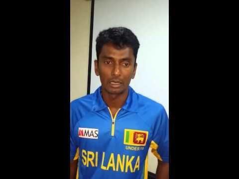 Message from Upul Chandana YouTube