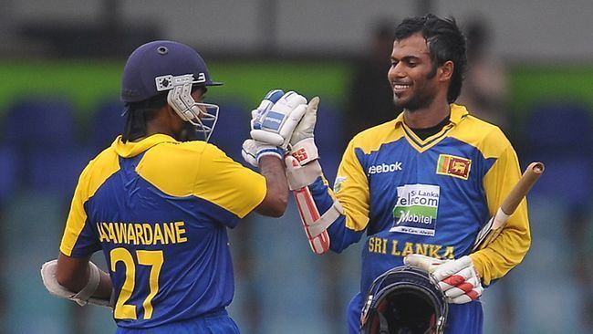Upul Tharanga (Cricketer)