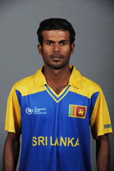 Upul Tharanga (Cricketer) in the past