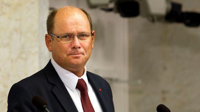 Urban Ahlin Urban Ahlin valdes till ny talman Nyheter SVTse